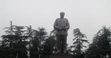 敬爱毛泽东