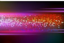红紫色炫彩科技