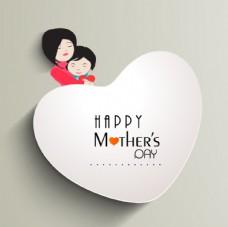 桃心妈妈的爱