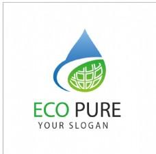 生态企业标志