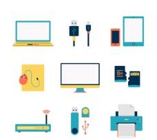 电子产品图标