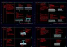 CAD图库 节点 通用图块