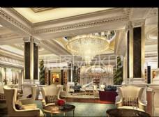 欧式 酒店 大堂