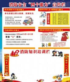 消防宣传栏