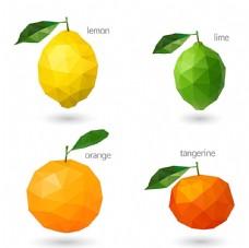 马赛克水果