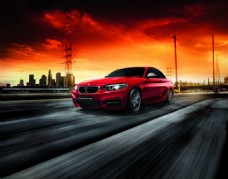 宝马BMW2系轿跑车