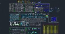 CAD综合图库
