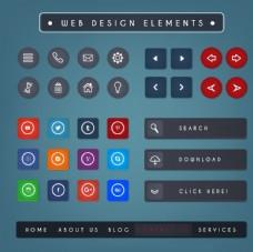 彩色网页设计