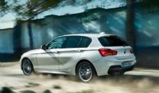 新BMW 1系两厢轿车