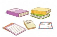 卡通课本 邮件