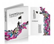 书本画册封面设计