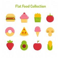 健康食品图标