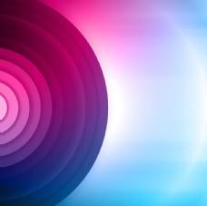 彩色抽象背景