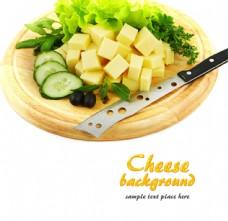 土豆黄瓜生菜图片