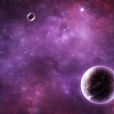 宇宙星空背景免费下载