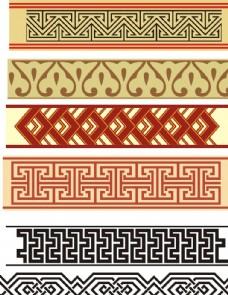 古典边框 复古