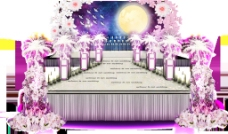 洛卡婚礼舞台设计