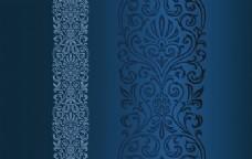 古典花卉装饰图案