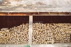 木材,木柴,栈,堆积,木材