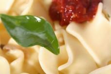 意大利与绿叶图片