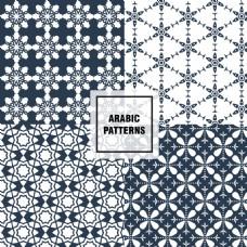 阿拉伯图案设计