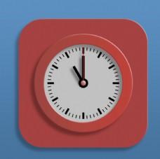 钟表UI图标