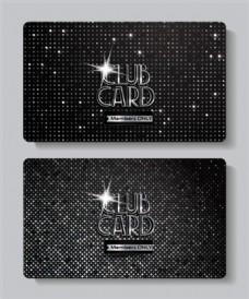 VIP贵宾卡设计矢量素材设计