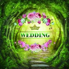 婚礼背景 WEDDING