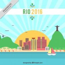 里约2016的背景与景观