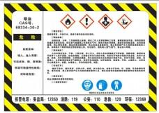 企业安全生产风险公告栏及安全告知牌2柴油