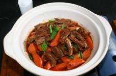 砂锅羊肉图片
