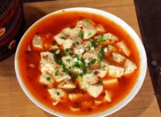 红烧豆腐图片