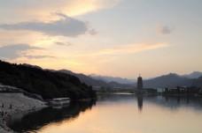 北京雁栖湖风景