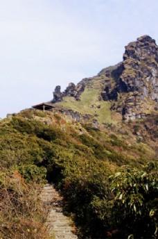 梵净山风景