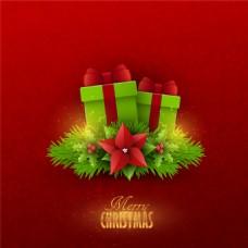 礼物盒子背景图片