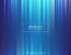 免费抽象蓝色背景设计