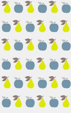 卡通水果 免费下载 苹果