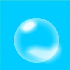 透明的气泡