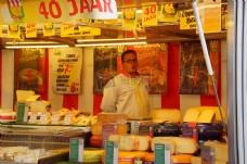 奶酪店的店员