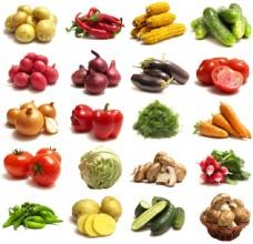水果与蔬菜摄影图片