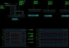 工厂工业区花池通风房结构图