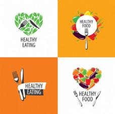矢量 餐饮 图形 LOGO 标志