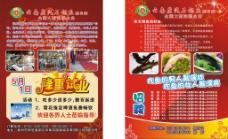 云南蒸汽石锅鱼宣传单