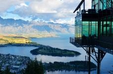 新西兰皇后镇风景