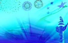 高清国庆节背景图片