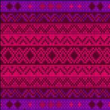 紫色针织图案图片