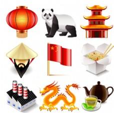 中国生活相关元素