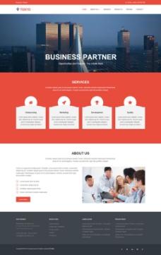 企业平台网站
