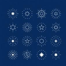 淡蓝色恒星