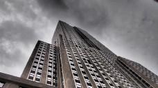 现代化的高楼